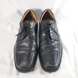 Ecco Black Leather Men's Dress Shoes